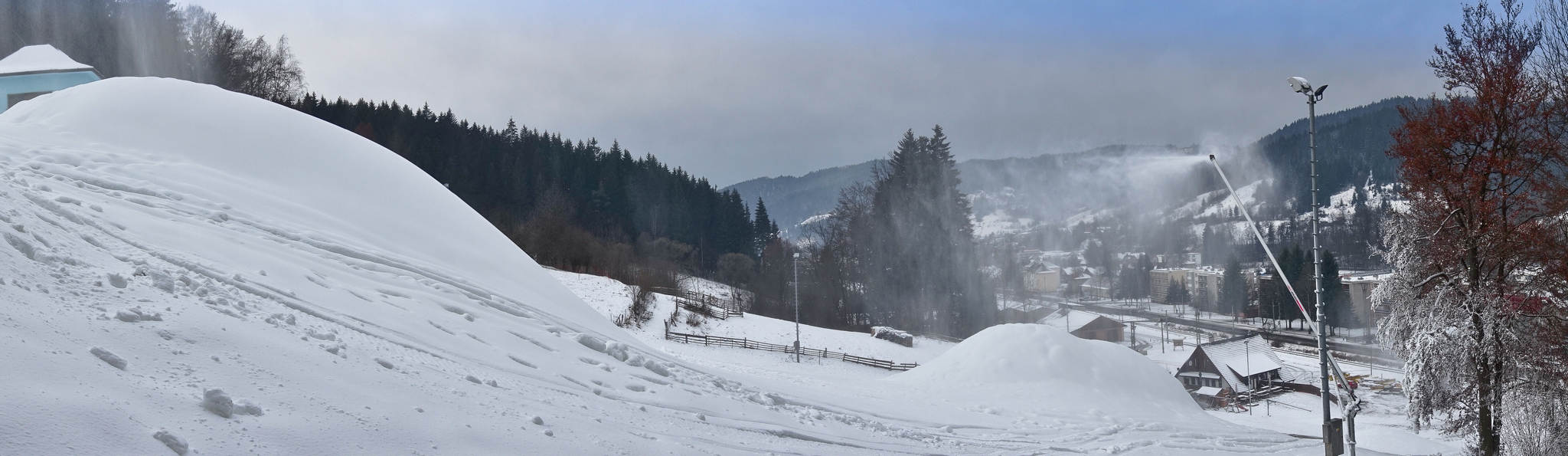Skiareál Karolinka